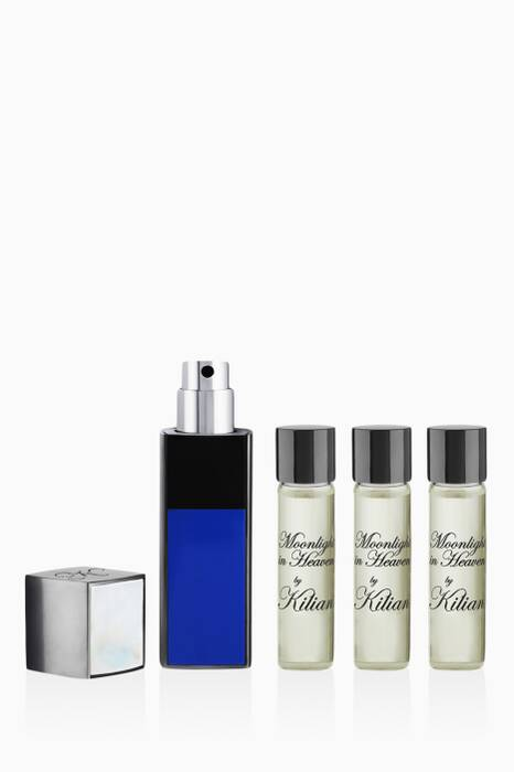 Moonlight In Heaven Eau De Parfum Travel Spray With Refills, 30ml