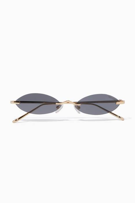 Black Morpheus Sunglasses
