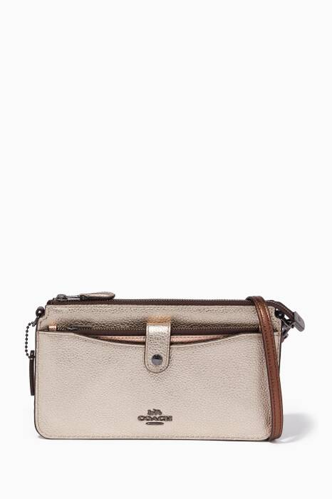 Platinum Noa Pop-Up Messenger Bag