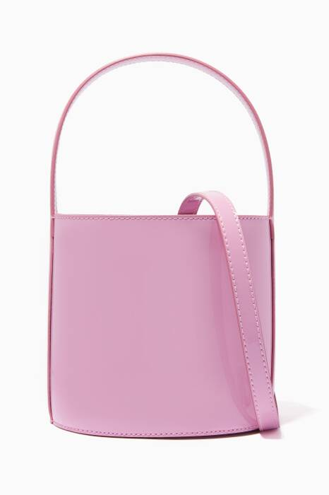 Pink Patent Leather Bisset Bag