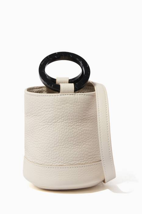 White Bonsai 15 Bucket Bag