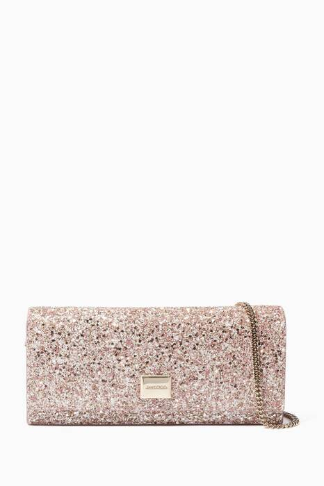 Rosewood Glitter Lilia Shoulder Bag