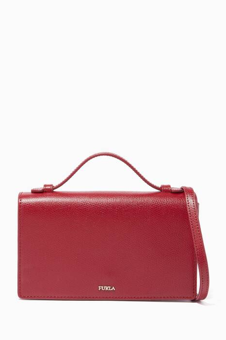 Ciliegia-Red Incanto Cross-Body Bag