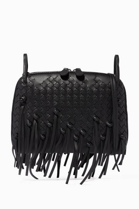 Black Nodini Brio Cross-Body Bag