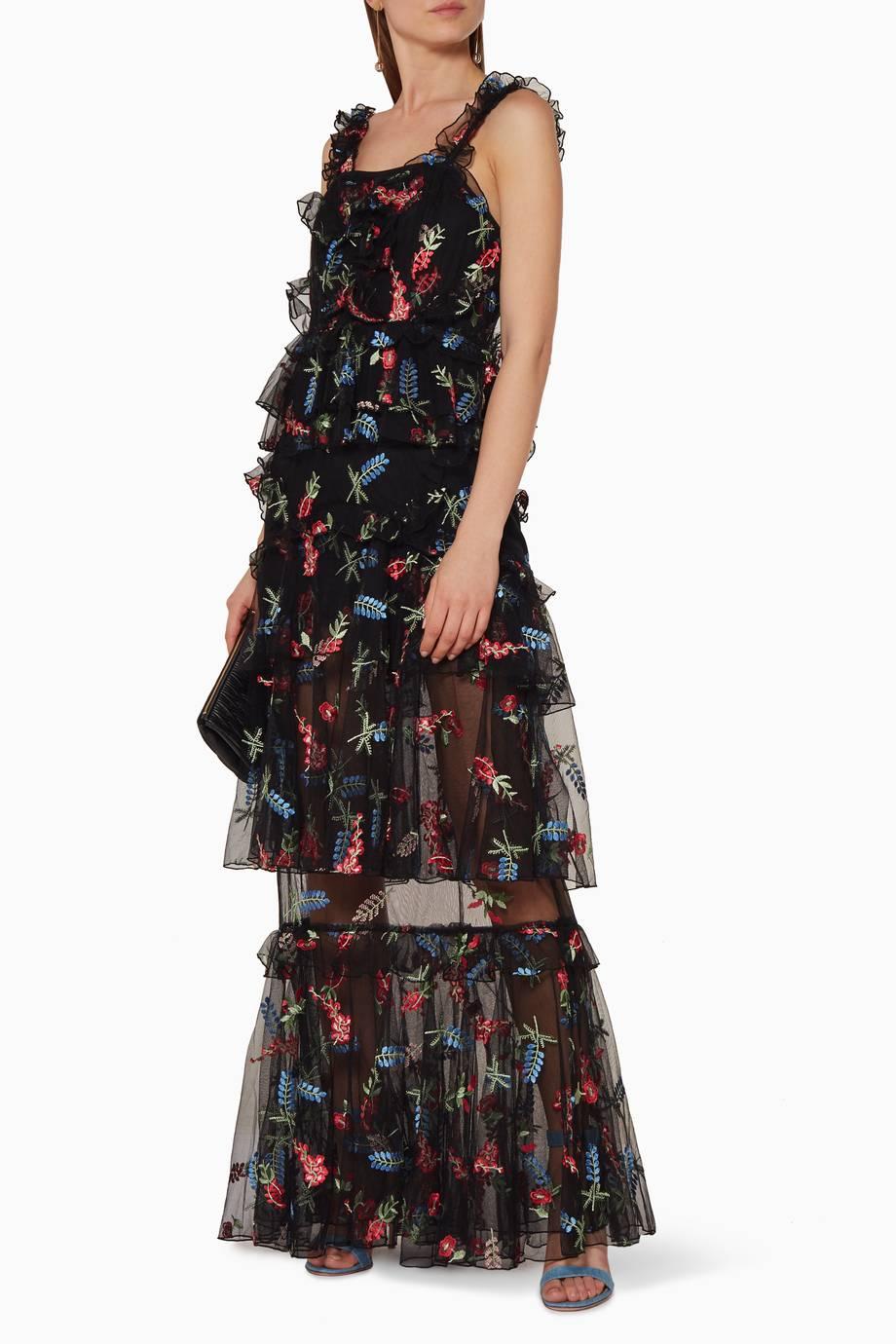 c719b47fd63d5 تسوق Black She Moves Me Dress من اليس ماكال